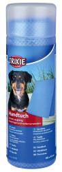 Trixie - Trixie Köpek Ve Kedi Havlusu 66X43cm Mavi