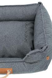 Trixie Köpek Yatağı, 60x50cm, Koyu Gri - Thumbnail