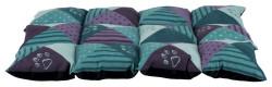 Trixie - Trixie Köpek Yatağı, 70X50cm, Açık Yeşil/Mor