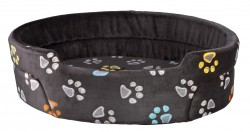Trixie - Trixie Köpek Yatağı 75X65cm, Gri