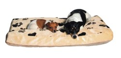 Trixie - Trixie Köpek Yatağı, 80X55cm, Bej/Açık Kahve