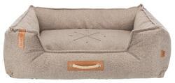 Trixie - Trixie Köpek Yatağı, 80x60cm, Kum Beji