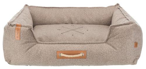 Trixie Köpek Yatağı, 80x60cm, Kum Beji