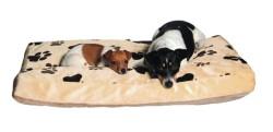 Trixie - Trixie Köpek Yatağı, 90X65cm, Bej/Açık Kahve