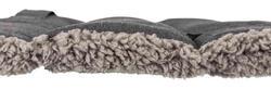 Trixie Köpek Yatağı, Katlanabilir, İnce, 100x65cm, Koyu Gri/Açık Gri - Thumbnail