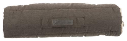 Trixie Köpek Yatağı, Katlanabilir, İnce, 100x65cm, Koyu Kahve/Bej