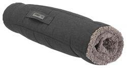 Trixie Köpek Yatağı, Katlanabilir, İnce, 120x80cm, Koyu Gri/Açık Gri - Thumbnail