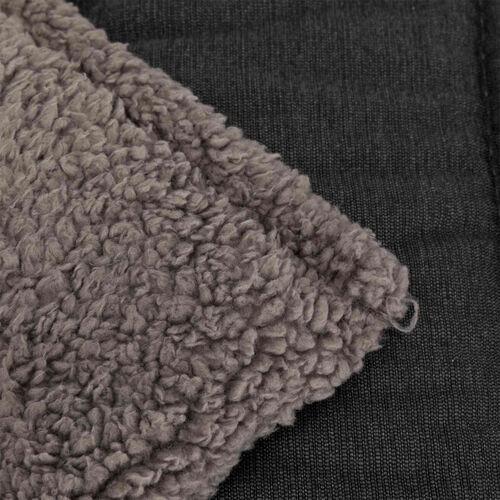 Trixie Köpek Yatağı, Katlanabilir, İnce, 120x80cm, Koyu Gri/Açık Gri