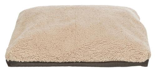 Trixie Köpek Yatağı, Ortopedik, 115x105cm, Koyu Kahve/Bej