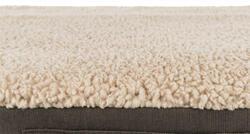 Trixie Köpek Yatağı, Ortopedik, 80x60cm, Koyu Kahve/Bej - Thumbnail