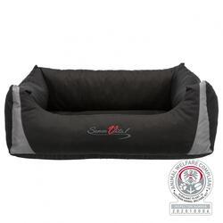 Trixie - Trixie Köpek Yatağı, Ortopedik, 80x65cm, Siyah