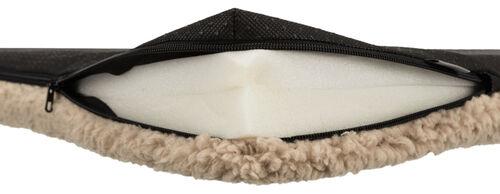Trixie Köpek Yatağı, Ortopedik, İnce, 100x70cm, Bej