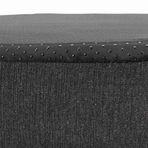 Trixie Köpek Yatağı ve Sofası, Ortopedik ve Oval, 100x80cm, Koyu Gri/Açık Gri
