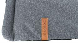 Trixie Köpek Yatağı, Yumuşak ve İnce, 100x70cm, Gri - Thumbnail
