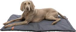 Trixie - Trixie Köpek Yatağı, Yumuşak ve İnce, 100x70cm, Gri