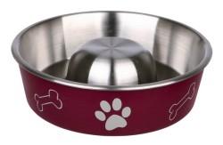 Trixie - Trixie Köpek Yavaş Besleme Mama Kabı 1,4Lt 21cm