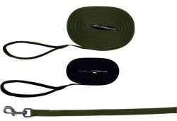 Trixie - Trixie Köpek Yürüyüş&Eğitim Kayışı,15M/20mm,Siyah