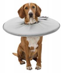 Trixie - Trixie Köpek/Kedi Yakalığı XS:23-27cm/13cm Gri