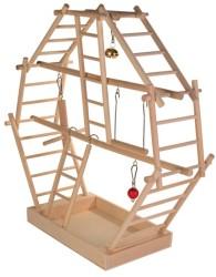 Trixie - Trixie Kuş Oyun Bahçesi 44×44×16 cm