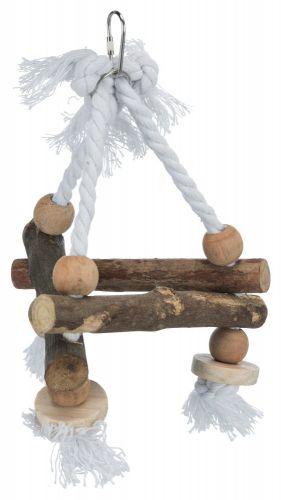 Trixie Kuş Tüneği, Doğal, 16X16X16cm