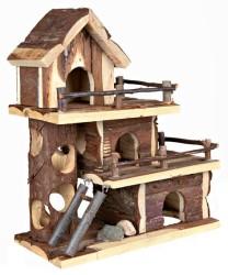 Trixie - Trixie Naturel Hamster Oyun Evi, Tammo
