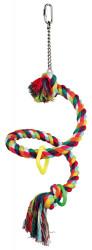 Trixie - Trixie Papağan Oyun Spirali, 50cm