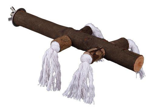 Trixie Paraket Tüneği, Doğal, 25cm/ø 25 mm