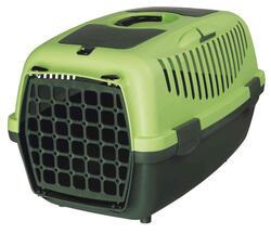 Trixie - Trixie Pet Taşıma Çantası XS-S 37x34x55cm K.Yeşil/Lime Sarı