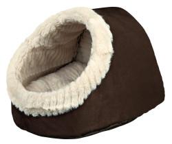 Trixie - Trixie Pet Yatağı 35X26X41cm Kahverengi-Bej