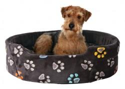 Trixie - Trixie Pet Yatağı 45X35cm, Gri