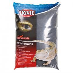 Trixie - Trixie Sürüngen Teraryum İçin Çöl Kumu,5 Kg,Beyaz