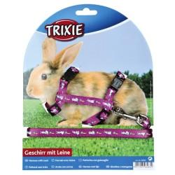 Trixie - Trixie Tavşan Göğüs Tasma Seti 25–44cm/10 mm