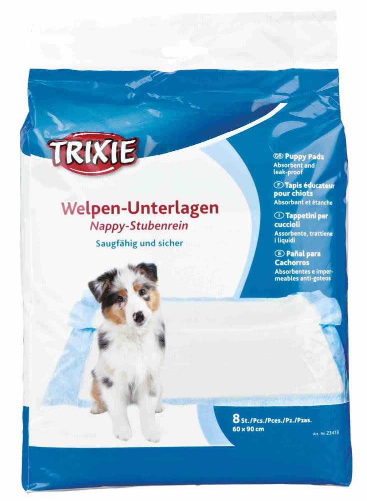 Trixie - Trixie Yavru Köpek Çiş Eğitim Pedi 60X90cm 8 Adet