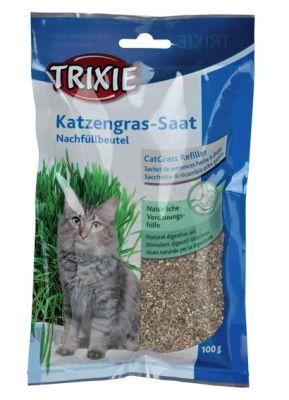 Trixie Yavru Ve Yetişkin Kedi Çimi (Yumuşak)